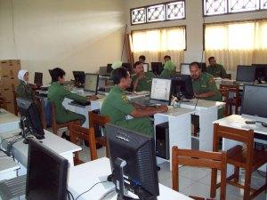 peserta dengan pc dell dan OS serta software original