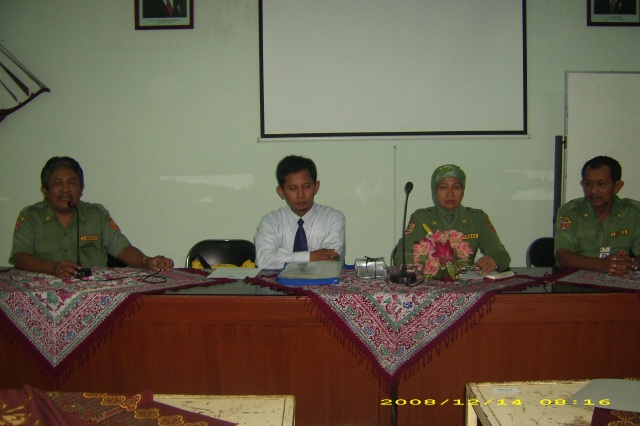 Pembukaan ITGS Kota Semarang