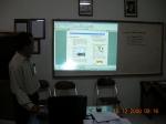 presentasi peserta